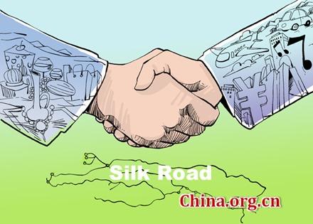 15 03 13 New Silk Road